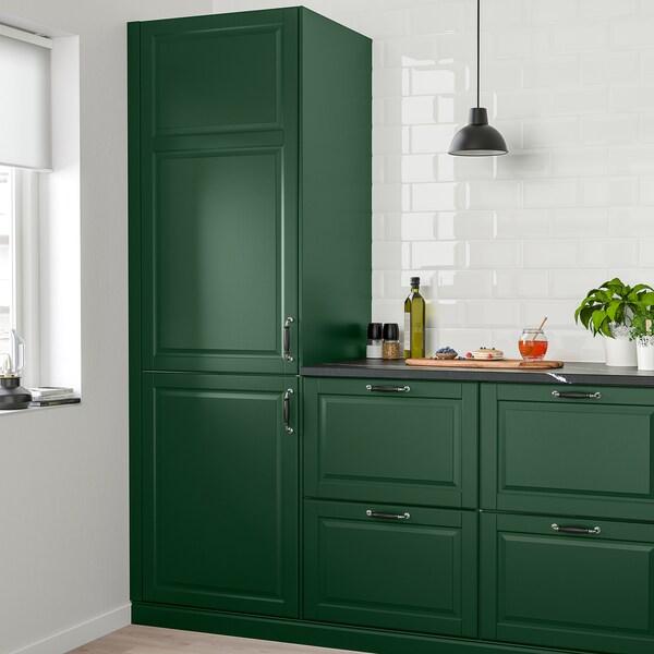 BODBYN Porta, verde escuro, 60x80 cm
