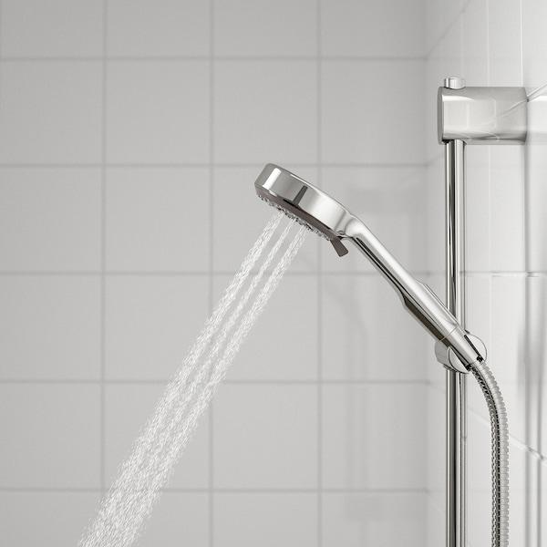 BROGRUND Set ducha mesturador/termostato, cromado