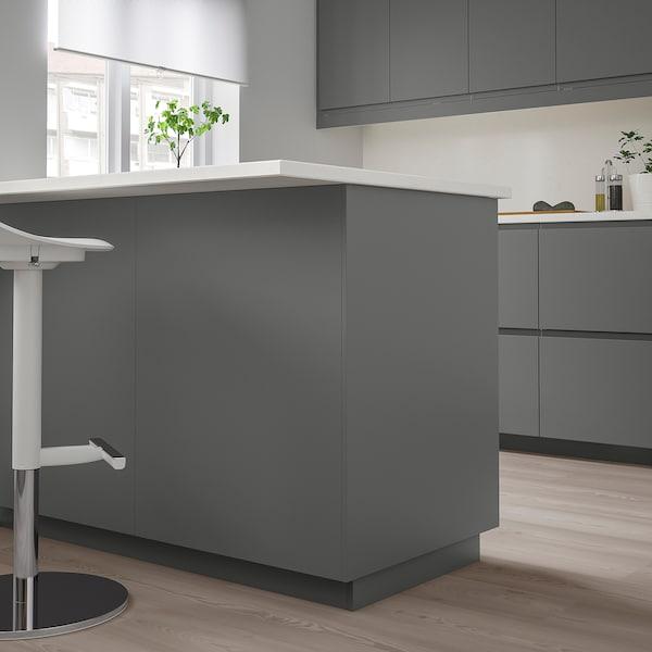 FÖRBÄTTRA Panel lateral, gris escuro, 39x106 cm