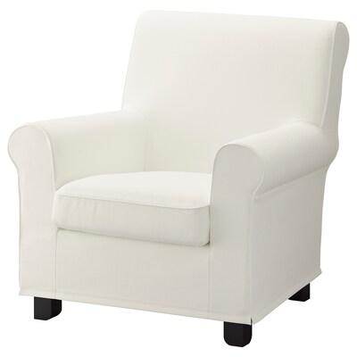 GRÖNLID Cadeira de brazos