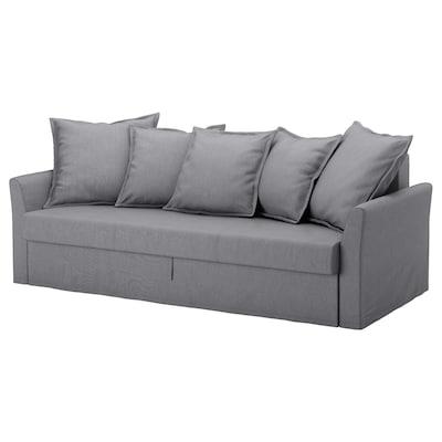 HOLMSUND Sofá cama 3 prazas
