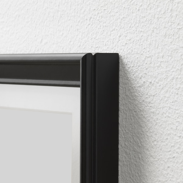 KNOPPÄNG Marco, negro, 30x40 cm