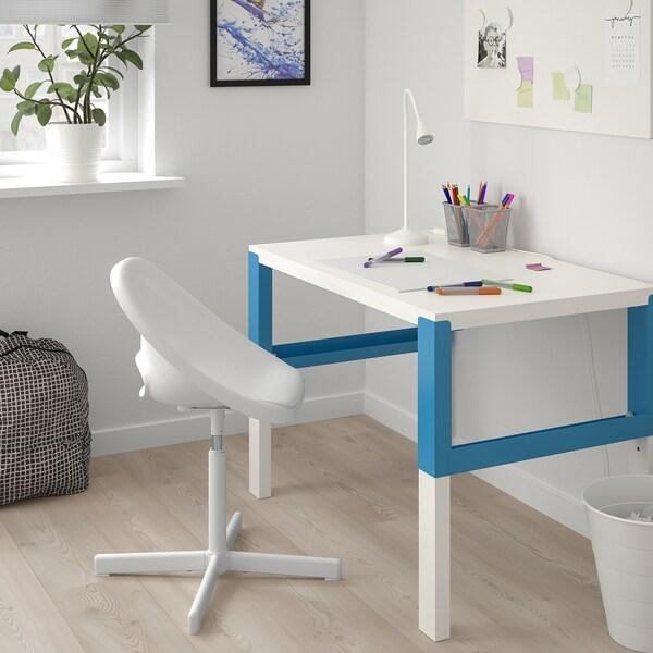LOBERGET / SIBBEN Cadeira escritorio neno, branco