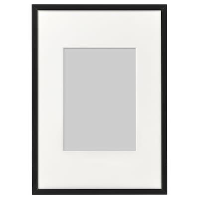 LOMVIKEN Marco, negro, 21x30 cm