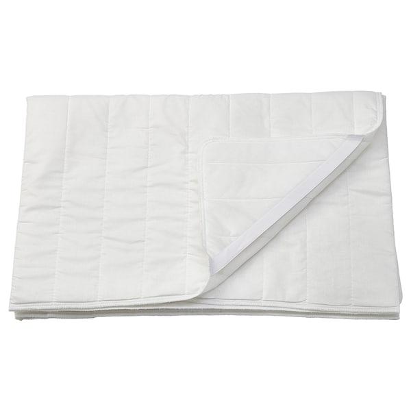LUDDROS Protector de colchón, 90x200 cm