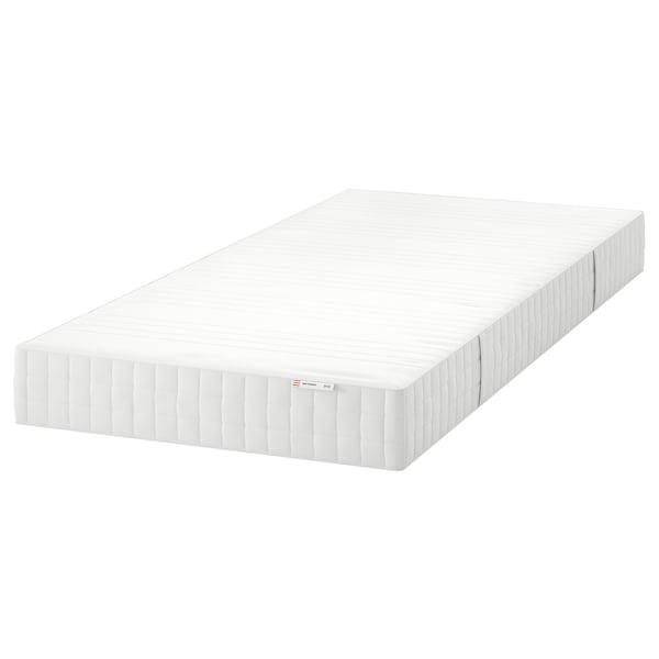MATRAND Colchón viscoelástico, firme/branco, 90x200 cm