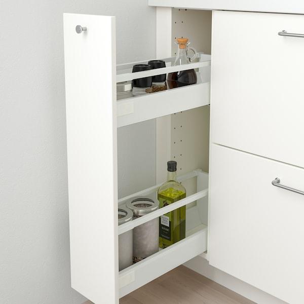 METOD Armario baixo cociña extraíble