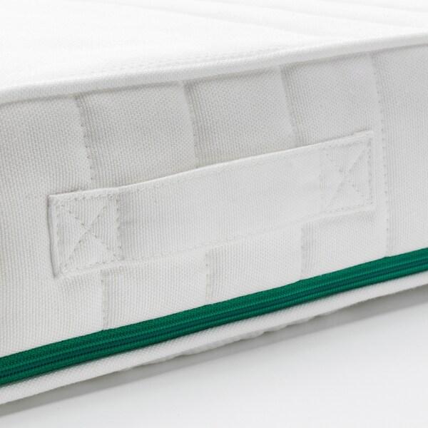 ÖMSINT Colchón resortes ensacados cama ext, 80x200 cm