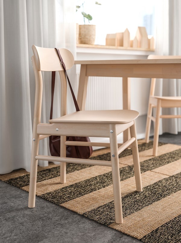 RÖNNINGE Cadeira, bidueiro