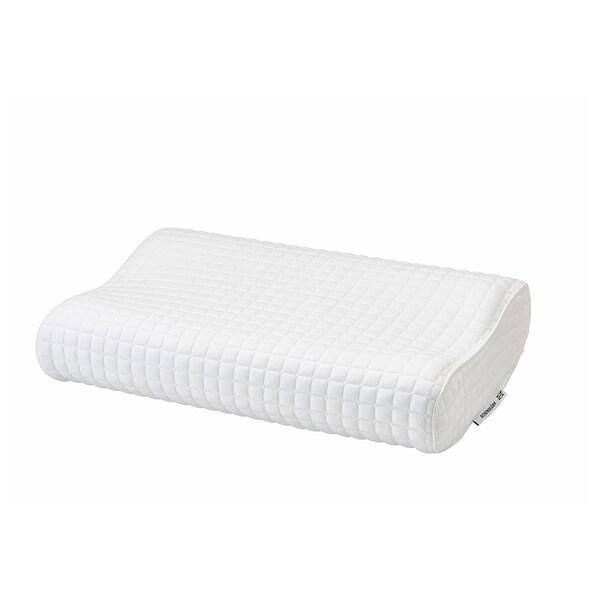 ROSENSKÄRM Almofada ergonóm, de costas/lado, 33x50 cm