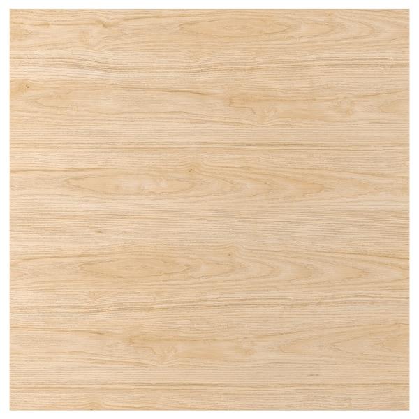 SIBBARP Panel de parede, laminado ef freixo laminado, 1 m²x1.3 cm