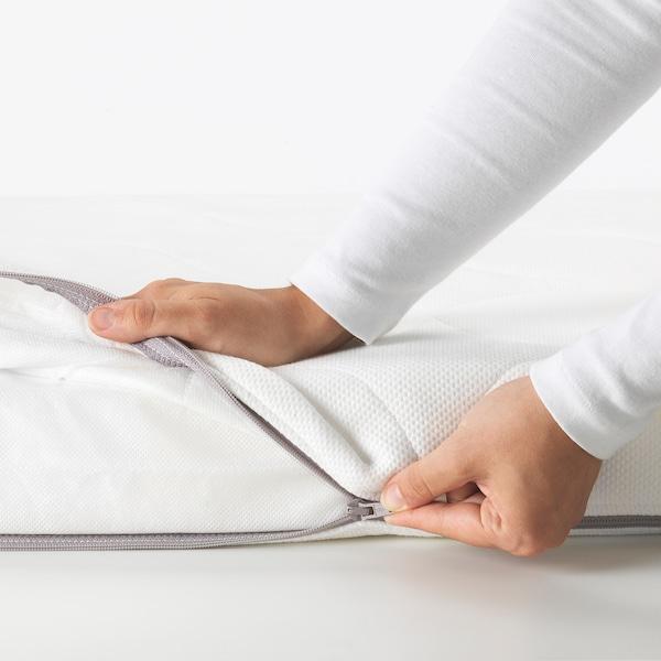SKÖNAST Colchón escuma p/berce, 60x120x8 cm