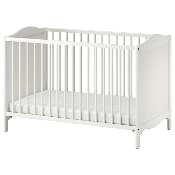 SMÅGÖRA Lote 3 mobles neno, branco