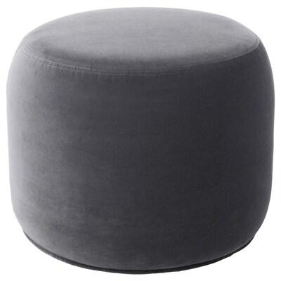 STOCKHOLM 2017 Puf, Sandbacka gris escuro, 50x50 cm