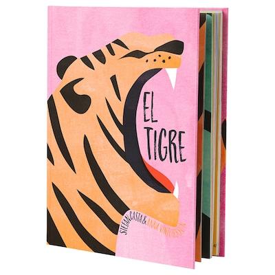URSKOG Libro, Encontro co tigre