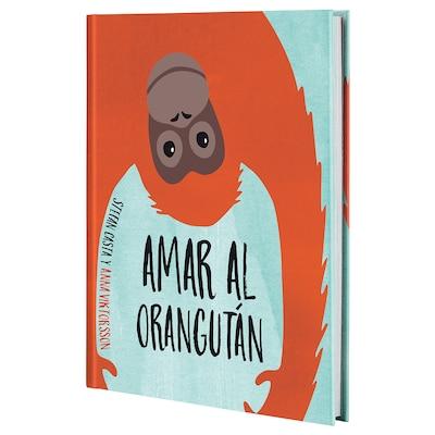 URSKOG Libro, Queremos ao orangután