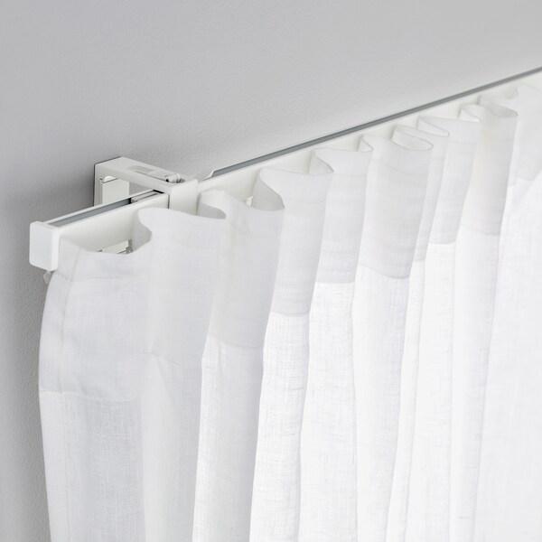 VIDGA Guía de cortina de 1 raíl