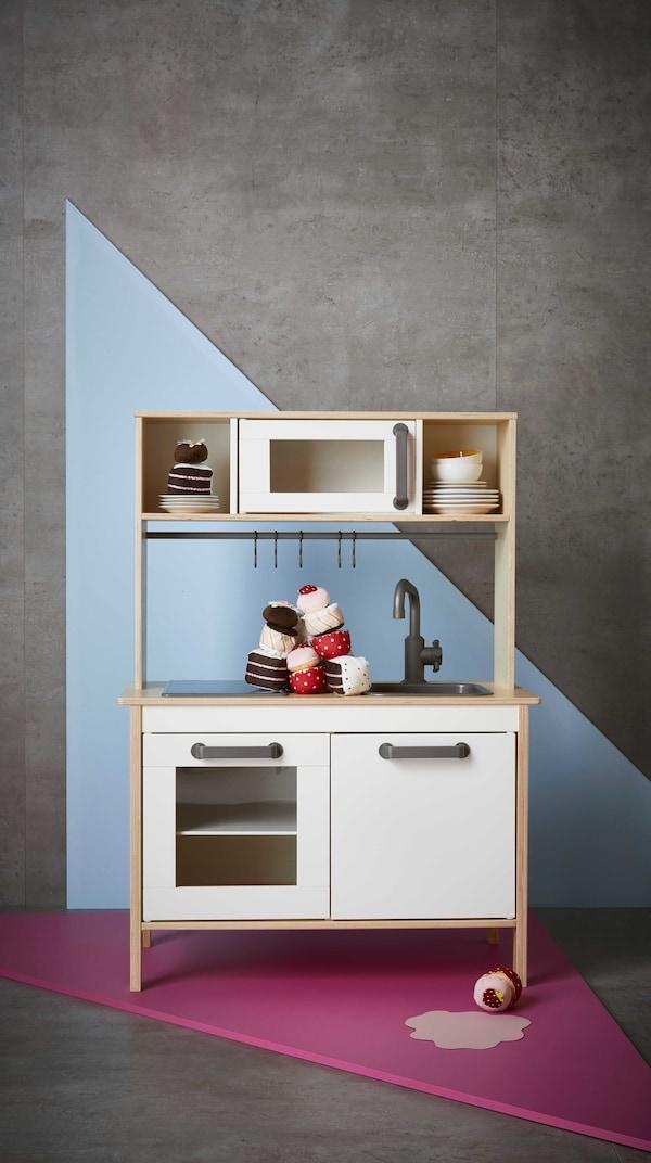 DUKTIG Cucina gioco in betulla - IKEA