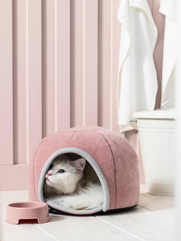 Лурвиг миска и домик для кошки