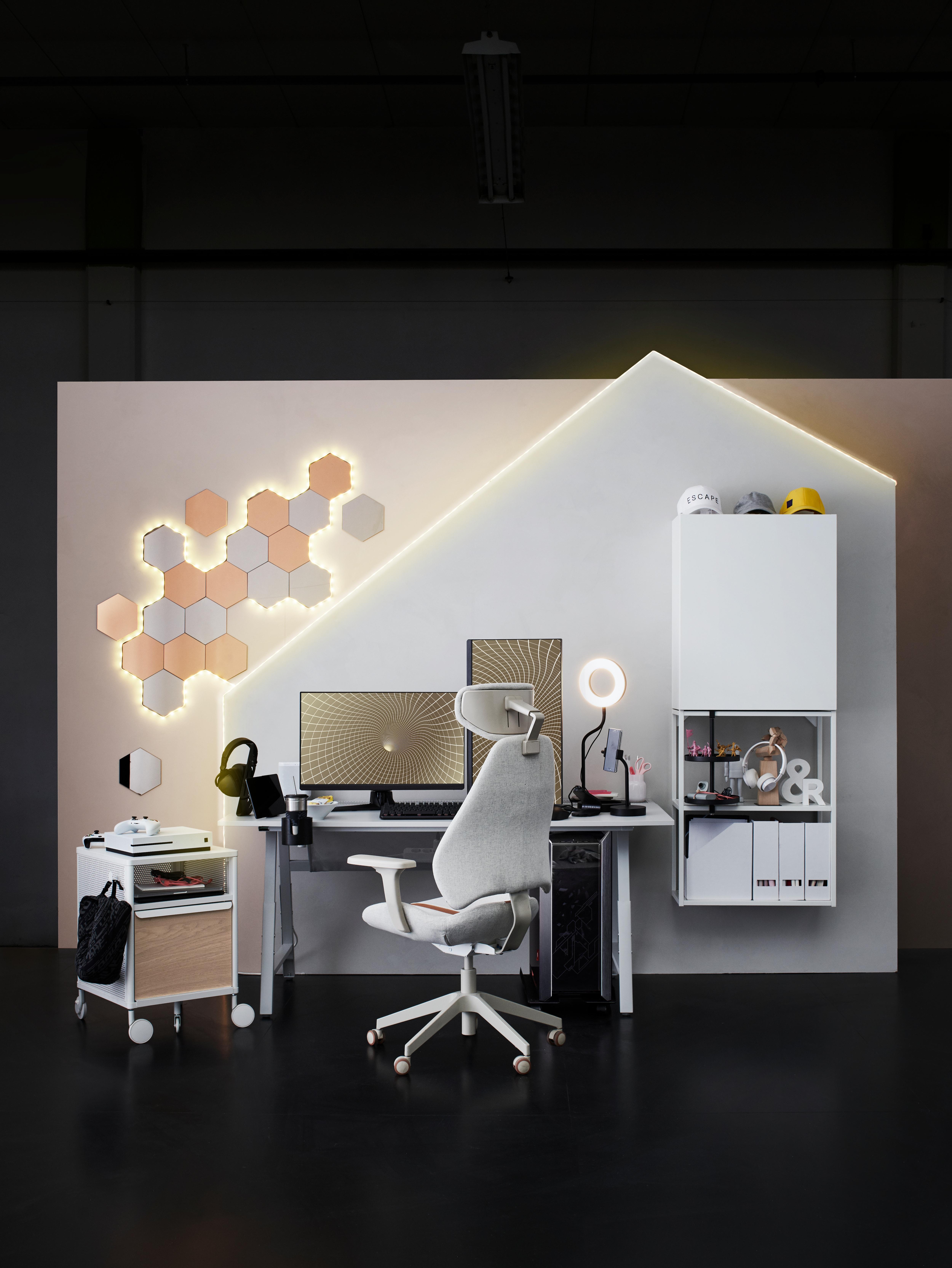 Ideas para decorar una habitación gamer