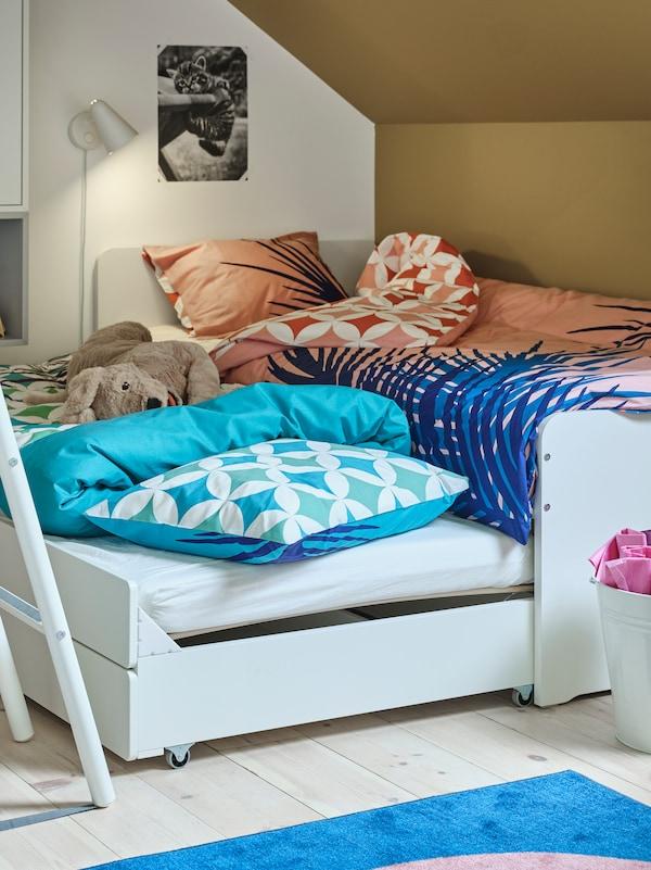 Pretvori svoj krevet u raznobojno igralište
