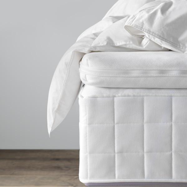365 Testschlafen für IKEA Matratzen. Gilt nicht für: Matratzenauflagen und Matratzen im Baby und Kindersortiment.