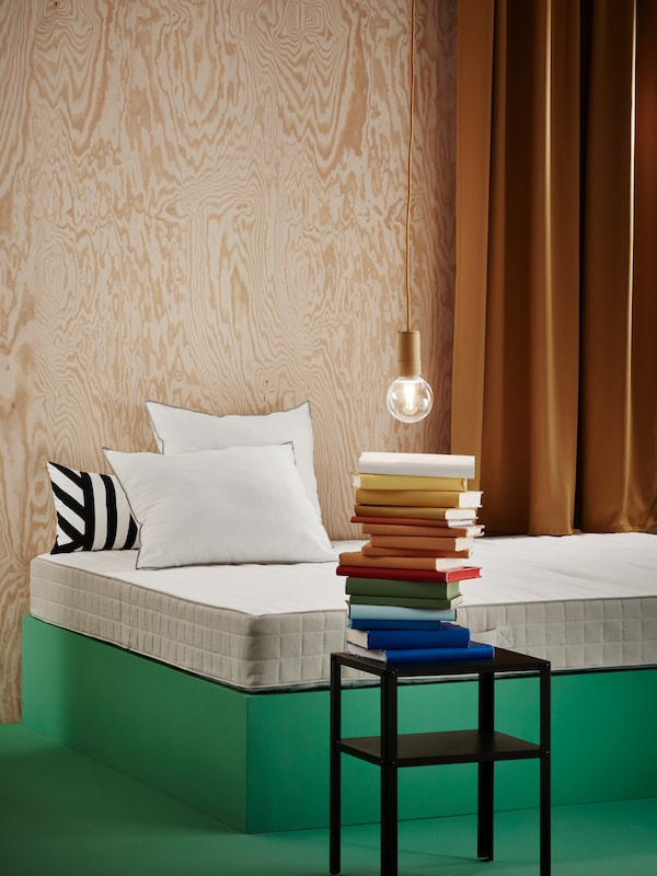 Матрас, подушки
