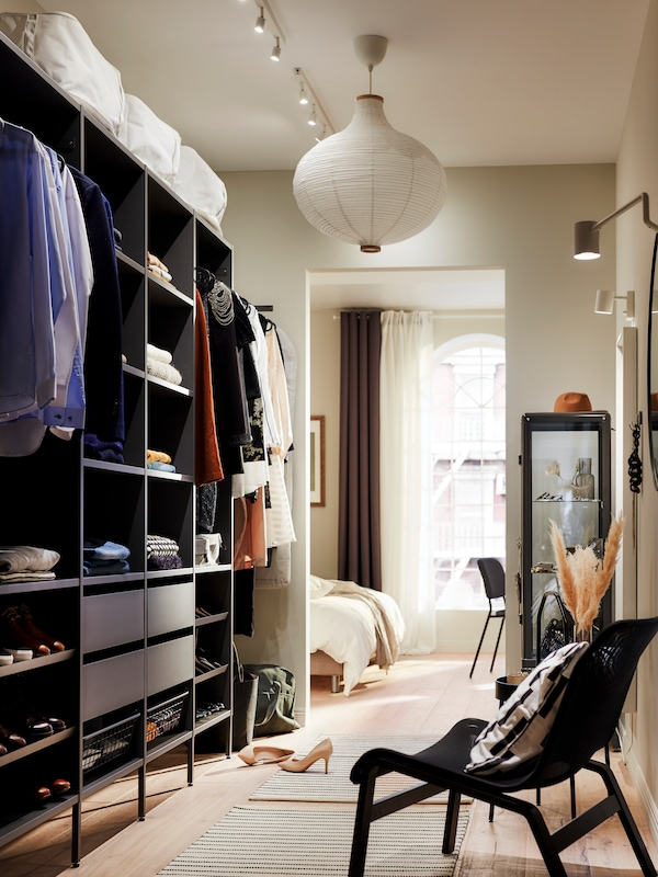 dressing, rangement vêtements