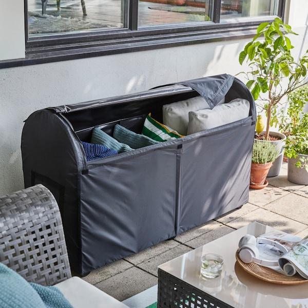 TOSTERÖ outdoor storage