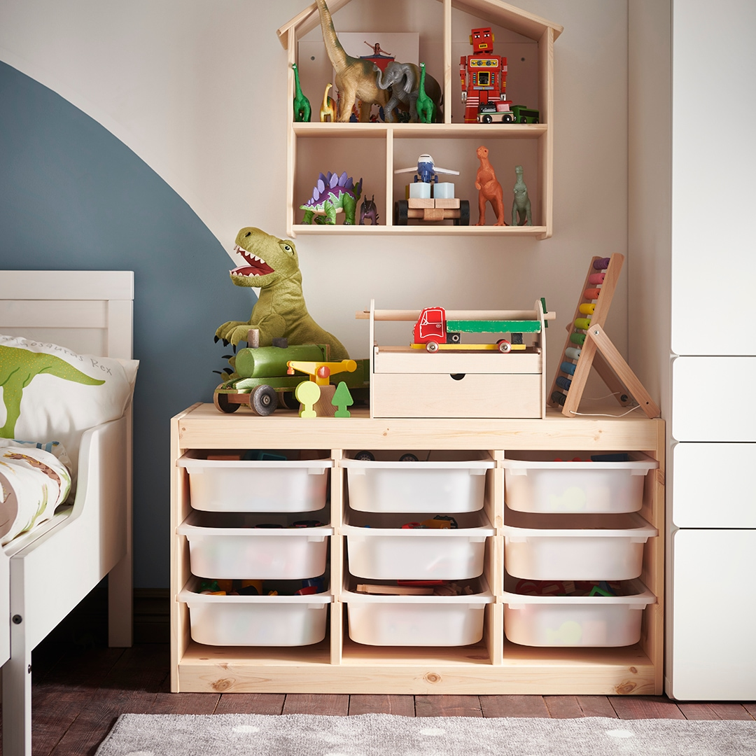 What's new at IKEA? A lot. Always. Expect to find collections that are very different, but always have one thing in common – they make your everyday life better.