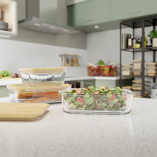 IKEA 365+ Dóza na potraviny, vrchnák.
