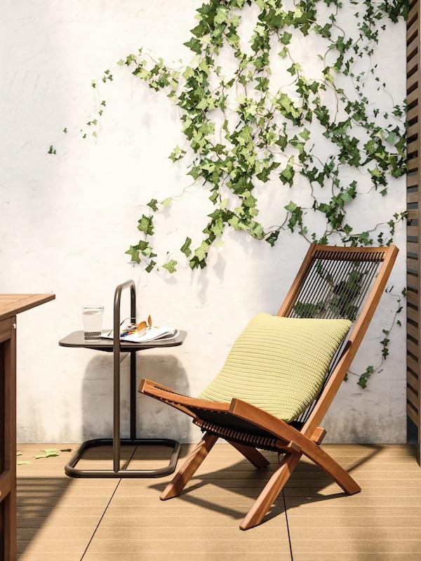 Krzesło leżak