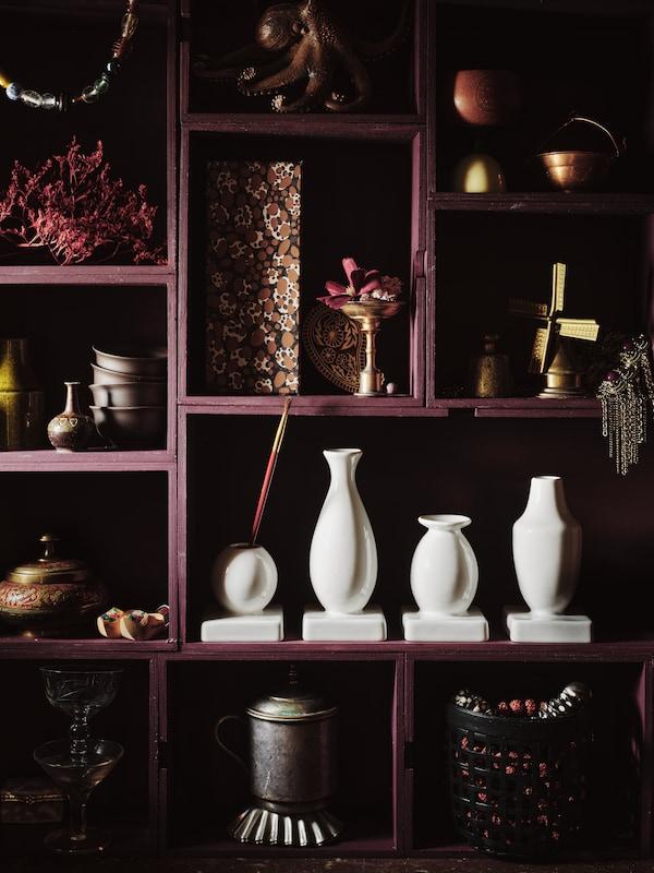 Quattro vasi