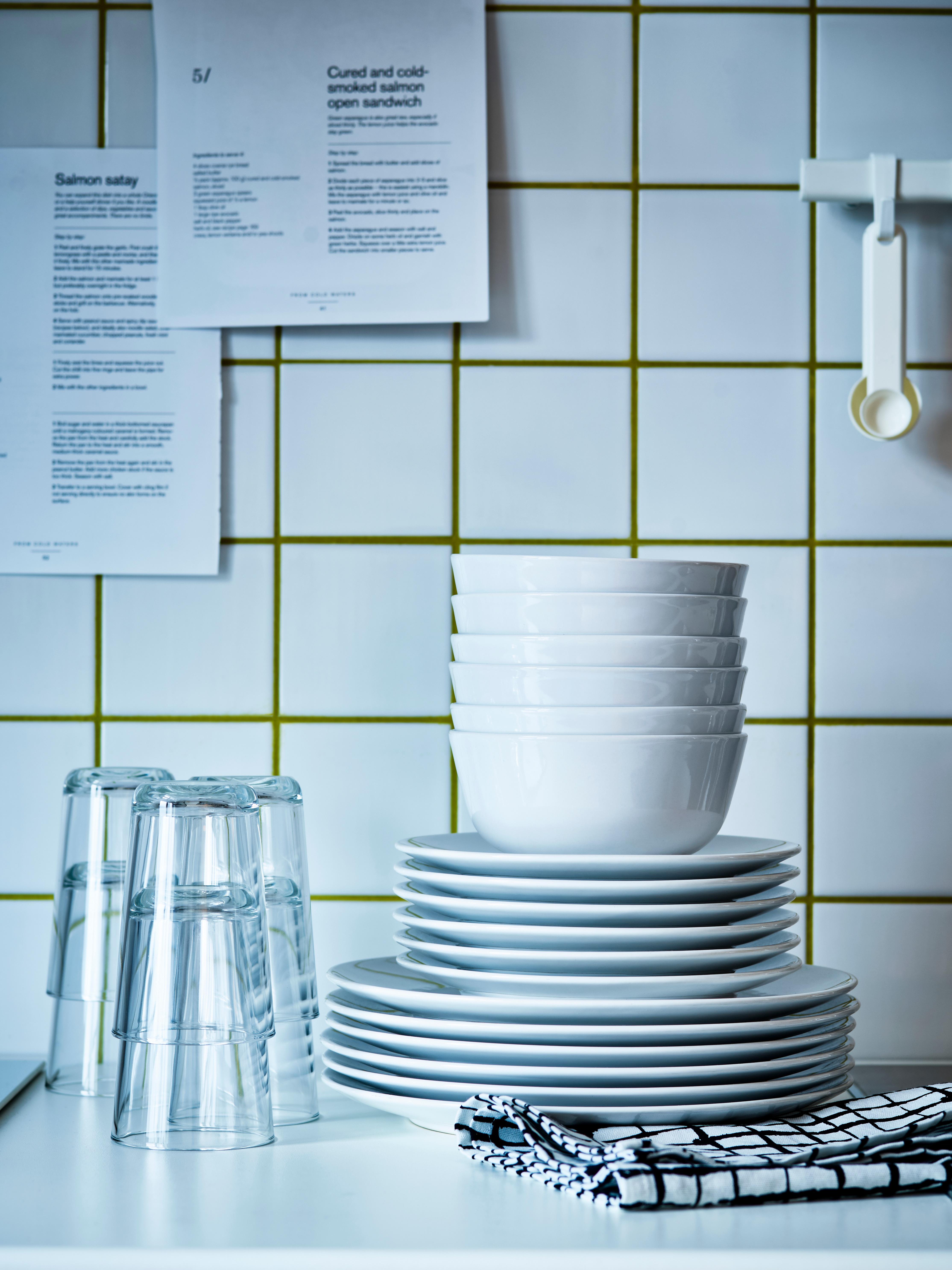 Inspirational image with FLITIGHET, IKEA 365+.
