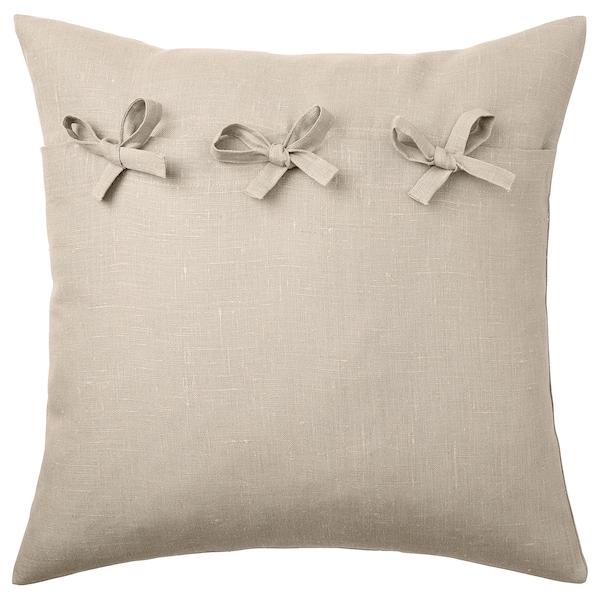 AINA tyynynpäällinen beige 50 cm 50 cm