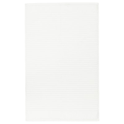ALSTERN kylpyhuoneenmatto valkoinen 900 g/m² 80 cm 50 cm 0.40 m²