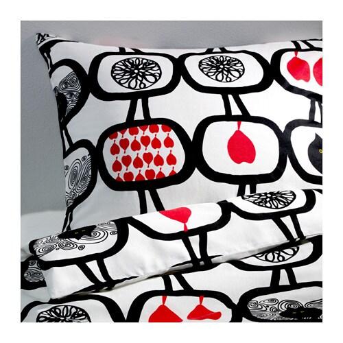 ngssk ra pussilakana 2 tyynyliinaa 240x220 50x60 cm ikea. Black Bedroom Furniture Sets. Home Design Ideas
