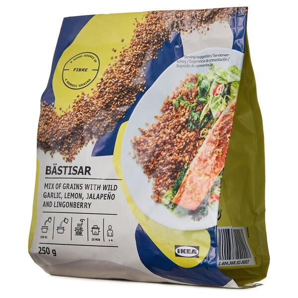 BÄSTISAR Maustettu jyväsekoitus, 250 g