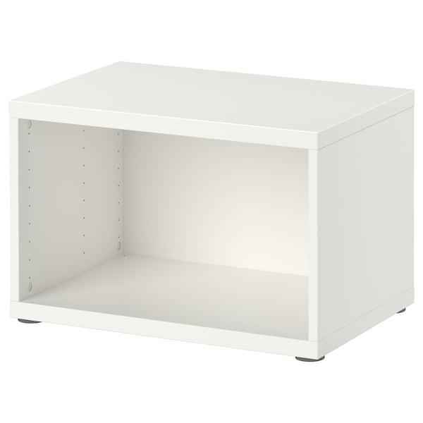 BESTÅ Runko, valkoinen, 60x40x38 cm