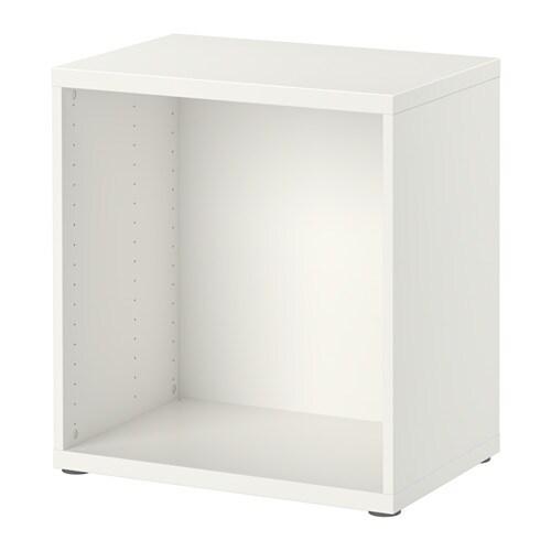BESTÅ Runko  valkoinen  IKEA