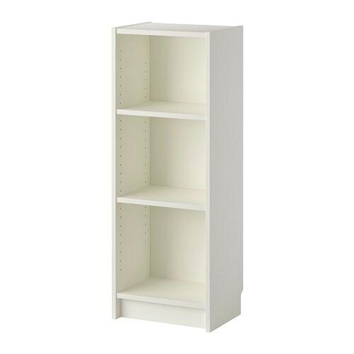 BILLY Kirjahylly  valkoinen  IKE