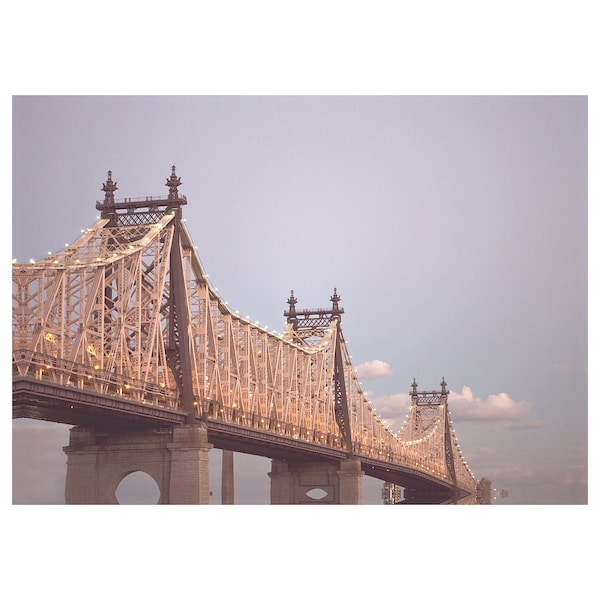 BJÖRKSTA kuva ilman kehystä silta 200 cm 140 cm