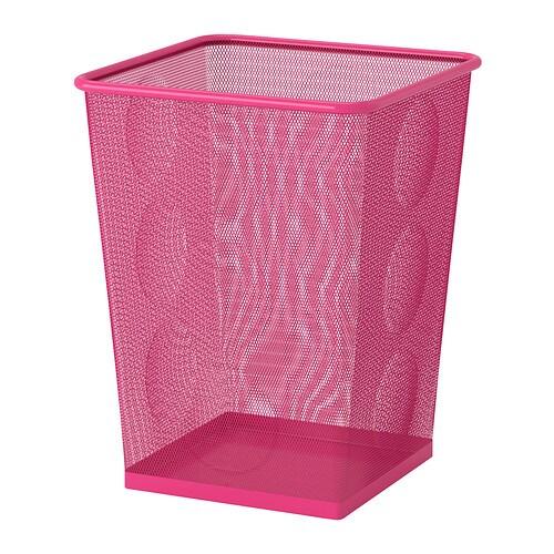 DOKUMENT Paperikori  , roosa  IKEA