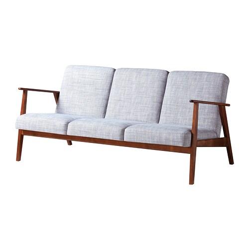 EKENÄSET 3:n istuttava sohva - IKEA
