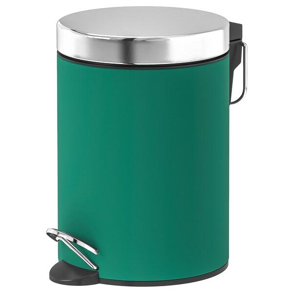 EKOLN roskakori vihreä 24 cm 17 cm 3 l