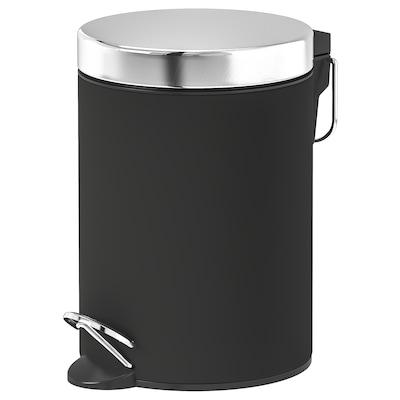 EKOLN roskakori tummanharmaa 24 cm 17 cm 3 l