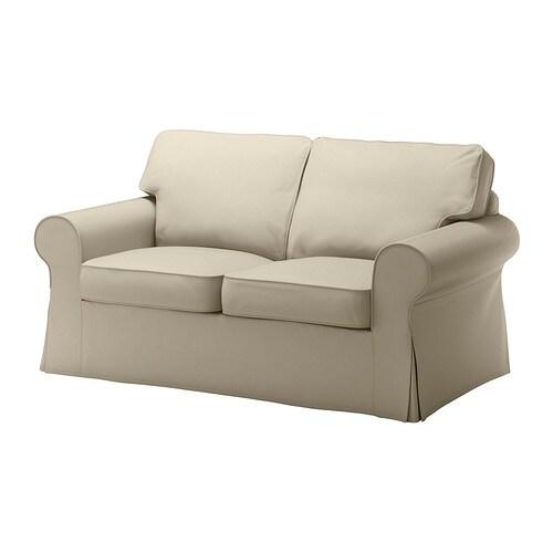 EKTORP 2:n istuttava sohva - Tygelsjö beige - IKEA