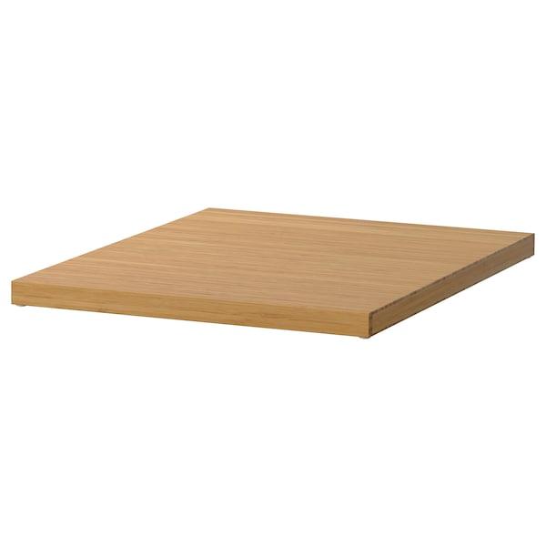 ELVARLI Hyllylevy, bambu, 40x51 cm