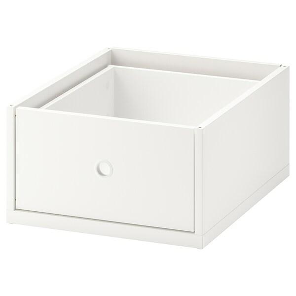 ELVARLI Laatikko, valkoinen, 40x51 cm