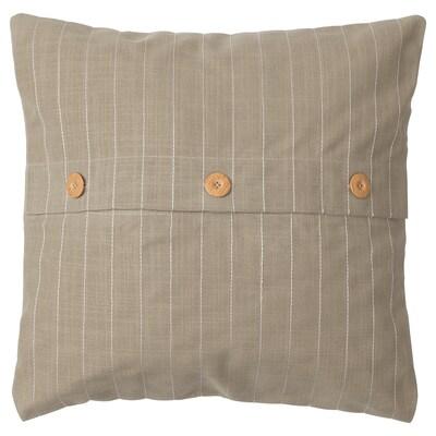 FESTHOLMEN Tyynynpäällinen, sisä-/ulkokäyttöön/beige, 50x50 cm